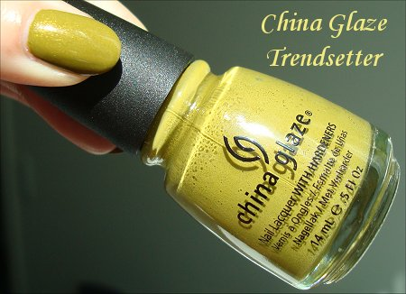 Trendsetter China Glaze Swatches & Review China Glaze Metro Collection 2011