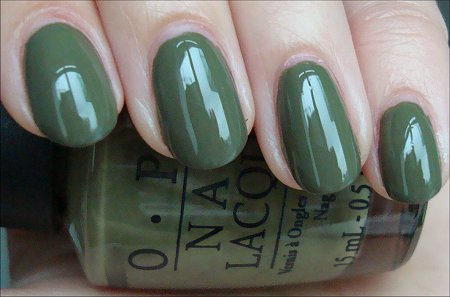 Uh oh Roll Down the Window OPI Swatches & Review
