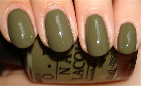 Uh-oh Roll Down the Window Review & Swatches OPI