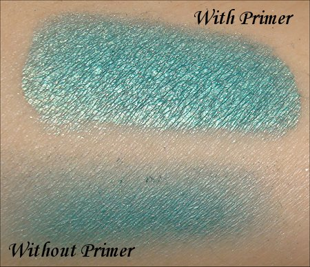 Urban Decay Eyeshadow Greed Primer Potion Review & Swatches