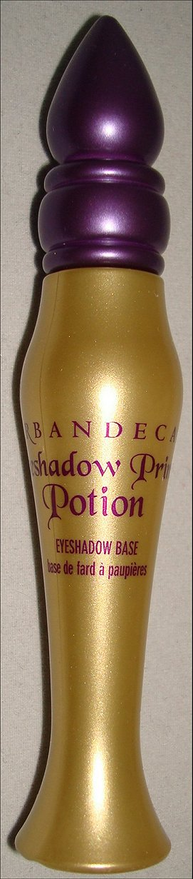 Urban Decay Eyeshadow Primer Potion Greed Review & Swatches
