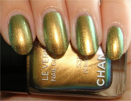 Flash Chanel Peridot Swatch & Review