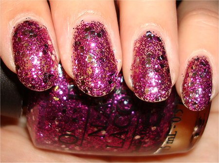 Flash OPI Divine Swine Review & Swatch