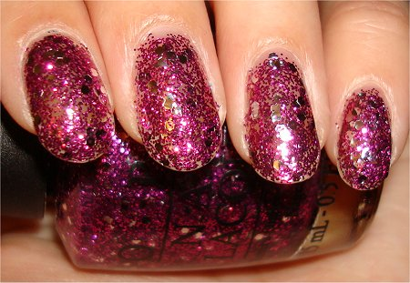 Flash OPI Divine Swine Review & Swatches