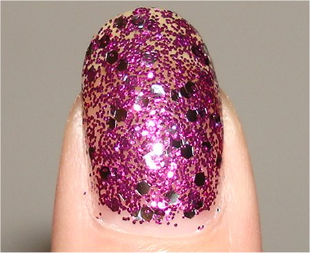 Flash OPI Divine Swine Swatch & Review