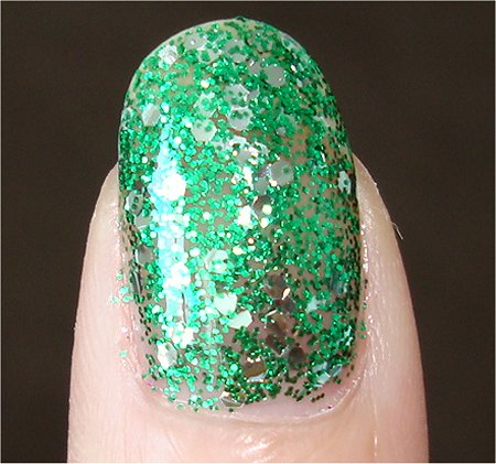 Flash OPI Fresh Frog of Bel Air Swatch OPI Muppets Collection Swatches & Review