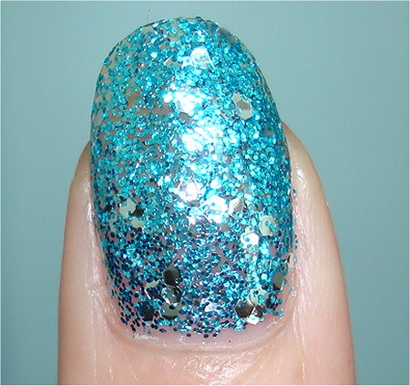 Flash OPI Gone Gonzo Review &amp; Swatches