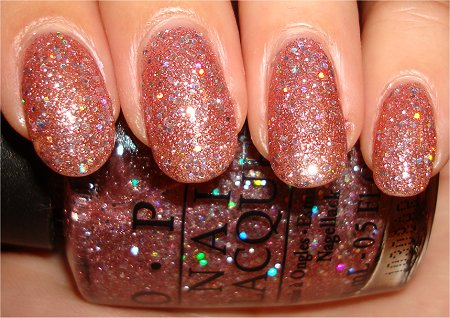 Flash OPI Teenage Dream Review & Swatch