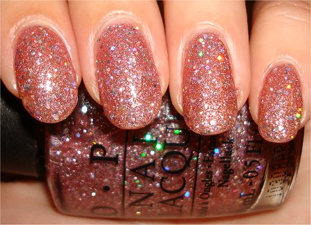 Flash OPI Teenage Dream Review &amp; Swatches