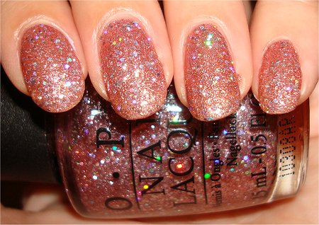 Flash OPI Teenage Dream Swatches & Review