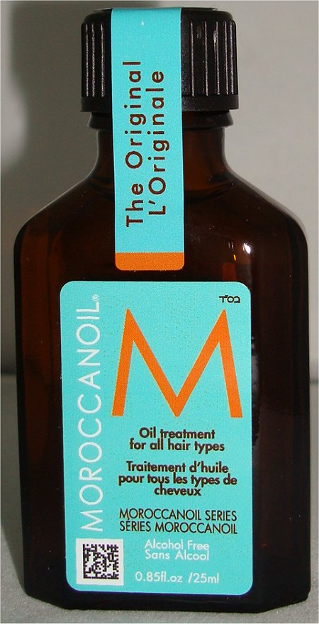 Moroccan Oil Review &amp; Pictures