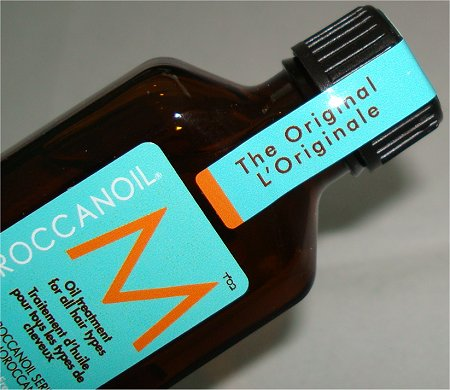 MoroccanOil Oil Treatment Review &amp; Pictures