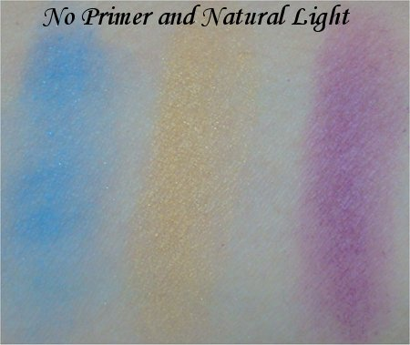 NYX Eye Shadow Trio Team Spirit Swatches & Review