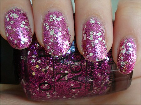 Natural Light OPI Divine Swine Review & Swatch