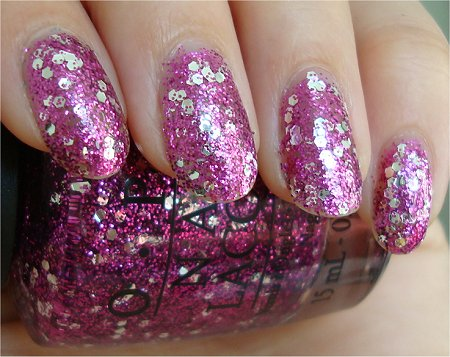 Natural Light OPI Divine Swine Swatches & Review
