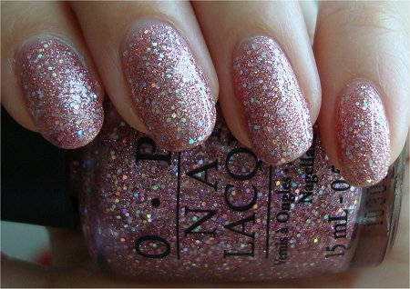 Natural Light OPI Katy Perry Teenage Dream Swatch & Review