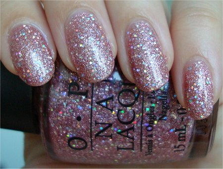 Natural Light OPI Katy Perry Teenage Dream Swatches & Review