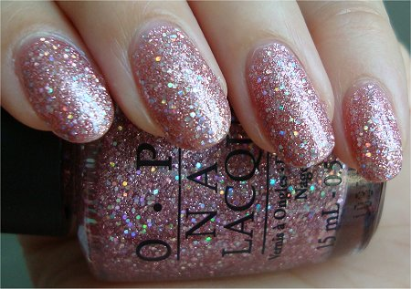 Natural Light OPI Teenage Dream Nail Polish Swatch & Review