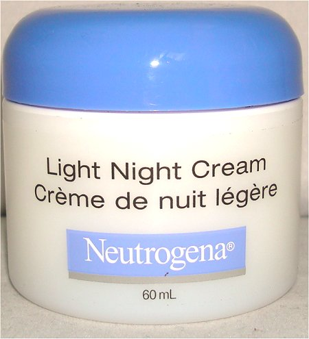 Neutrogena Light Night Cream Review & Pictures