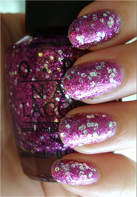 OPI Divine Swine Swatches & Review