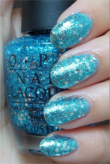 OPI Gone Gonzo Swatches & Review