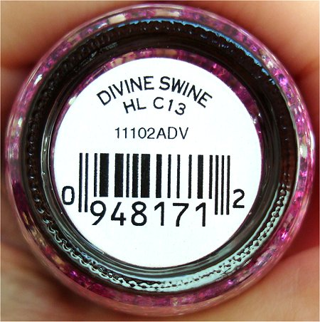 OPI Muppets Collection Divine Swine Pictures