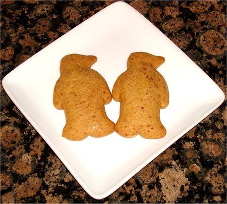 PC Banana Bread Penguin Cookies