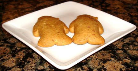 PC Penguin Banana Bread Cookies