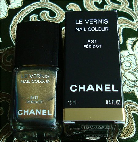 Peridot by Chanel Nail Polish