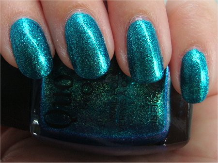 Quo by Orly Turquoise Moonlight Swatch & Review