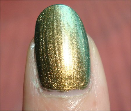 Sunlight Chanel Peridot Swatch & Review