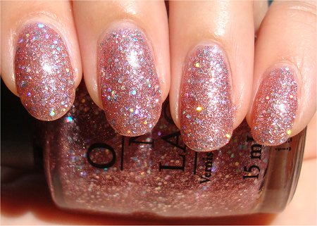 Sunlight Katy Perry Collection OPI Swatch Teenage Dream Review