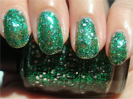 Sunlight OPI Fresh Frog of Bel Air Review & Swatch OPI Muppets Swatches