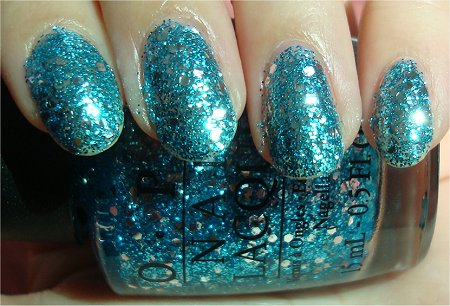 Sunlight OPI Gone Gonzo Review &amp; Swatch