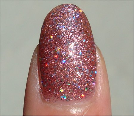 Sunlight OPI Teenage Dream Swatch & Review