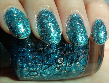 Sunlight OPI The Muppets Gone Gonzo Swatch &amp; Review