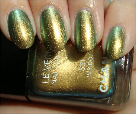 Sunlight Peridot 531 by Chanel Review & Pictures