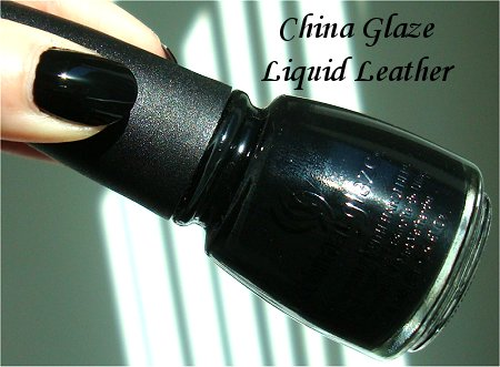 China Glaze Liquid Leather Pictures