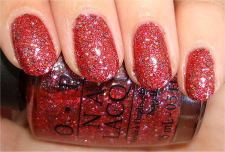 Flash Excuse Moi OPI Muppets Collection 2011 Holiday Swatches & Review