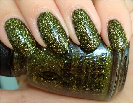 Flash It's Alive by China Glaze Swatch & Review