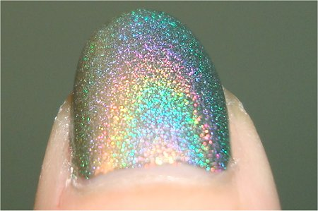 Flash Nfu Oh #61 Swatches & Review