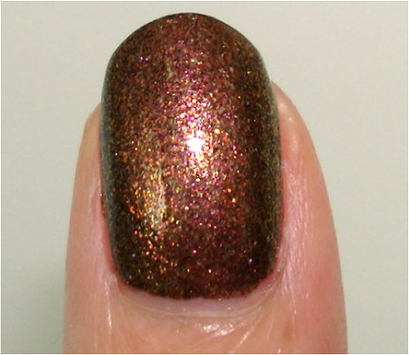 Flash OPI Warm & Fozzie Swatch & Review OPI The Muppets Collection Holiday 2011 Swatches & Review