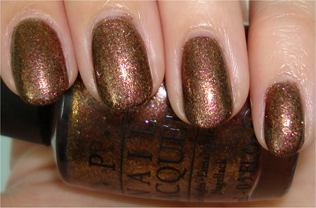 Flash OPI Warm and Fozzy Muppets OPI Collection Swatches & Review