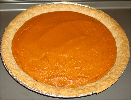 How to Bake Easy Pumpkin Pie