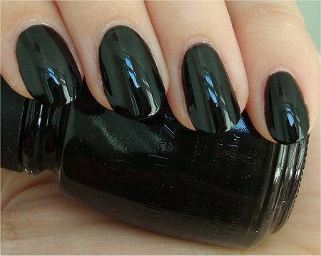 Natural Light China Glaze Liquid Leather Swatches & Review