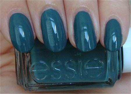 Natural Light Essie School of Hard Rocks Review & Swatch