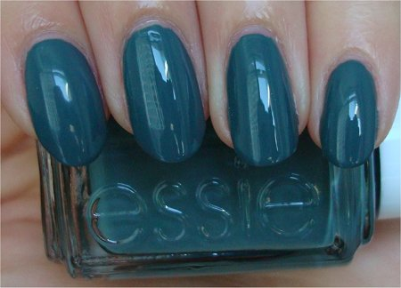 Natural Light Essie School of Hard Rocks Swatch & Review