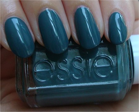Natural Light Essie Winter 2011 Collection Swatches School of Hard Knocks Essie Swatch & Review