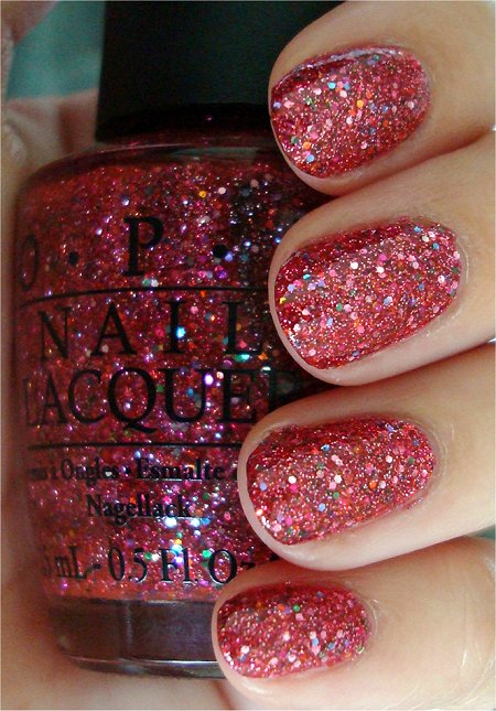 Natural Light Excuse Moi OPI The Muppets Collection Swatches & Review