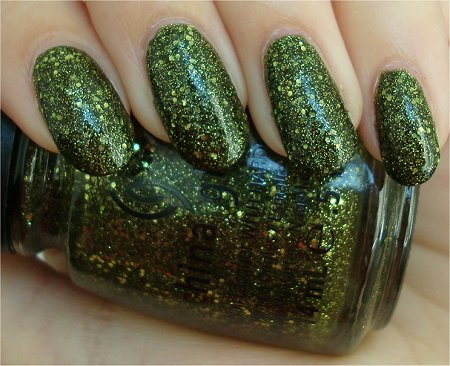 Natural Light It's Alive China Glaze Swatch & Review